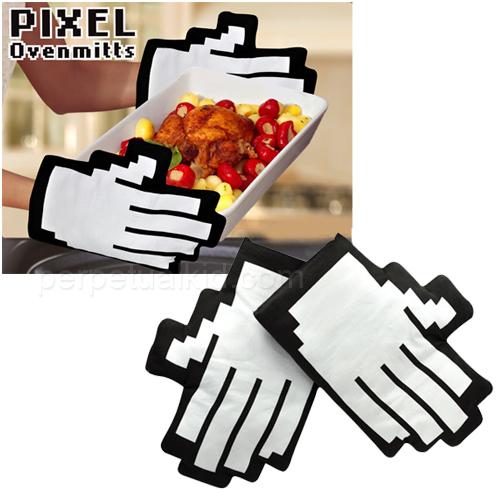 gants cuisine curseur