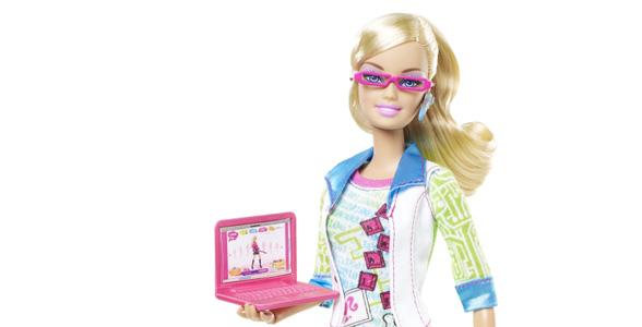 barbie geekette