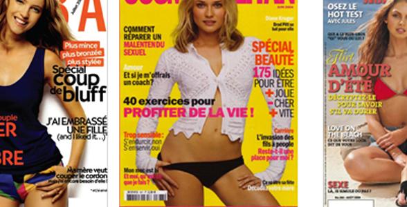magazine feminin