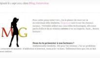 Interview mademoizelle geekette dessous de lili