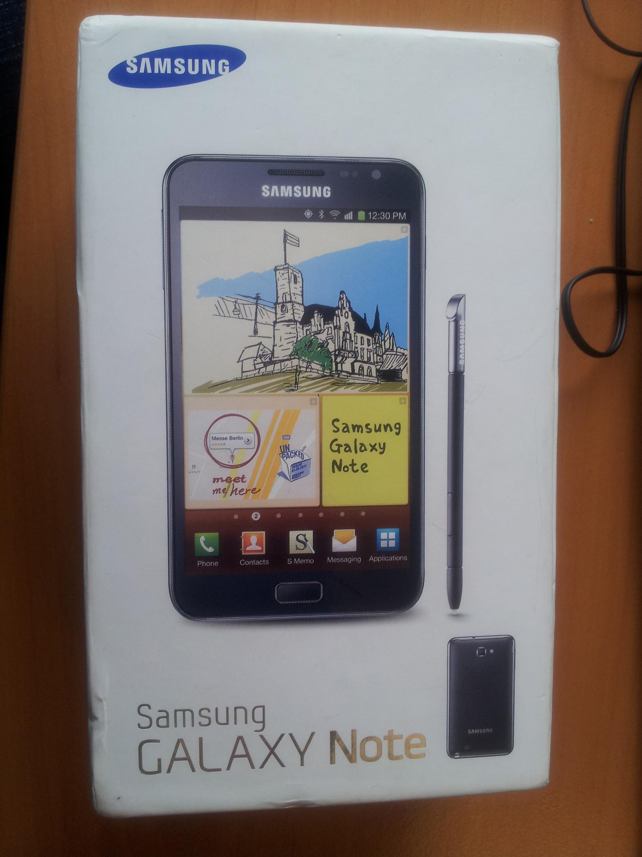 Test Ma Vie Avec Le Galaxy Note Mg