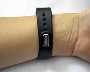 bracelet vibrant bluetooth