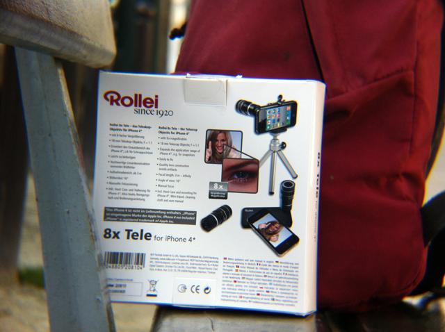 teleobjectif iphone avec af