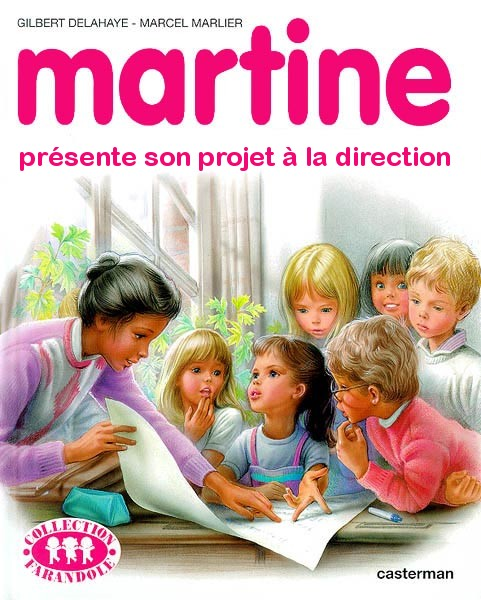 martine projet