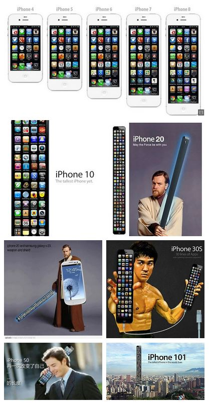 iphone troll