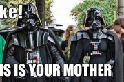 dark vador mother
